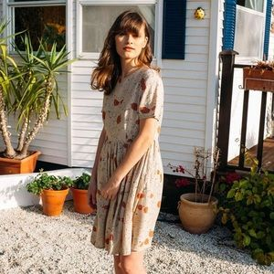 Pepaloves Fall Dress